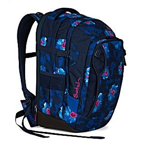 Рюкзак Satch Match для девочки цвет Flowers SAT-MAT-001-9L2