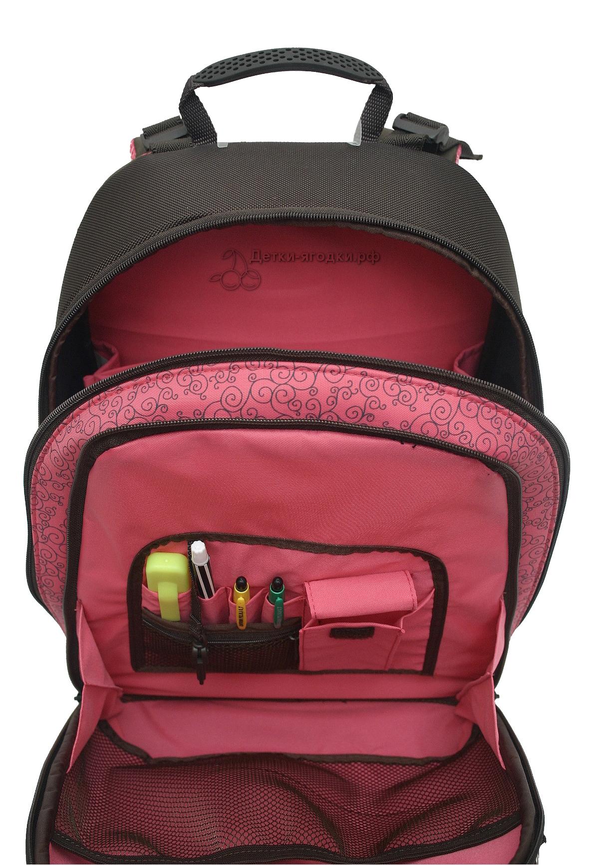 Школьный ранец Hummingbird T54 Teens официальный, - фото 5