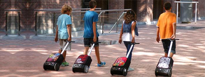Рюкзак на колесиках Roller Nikidom Camo XL  арт. 9324 (27 литров), - фото 13