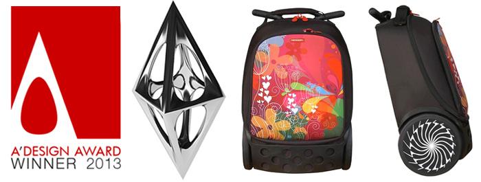 Рюкзак на колесиках Roller Nikidom Camo XL  арт. 9324 (27 литров), - фото 9