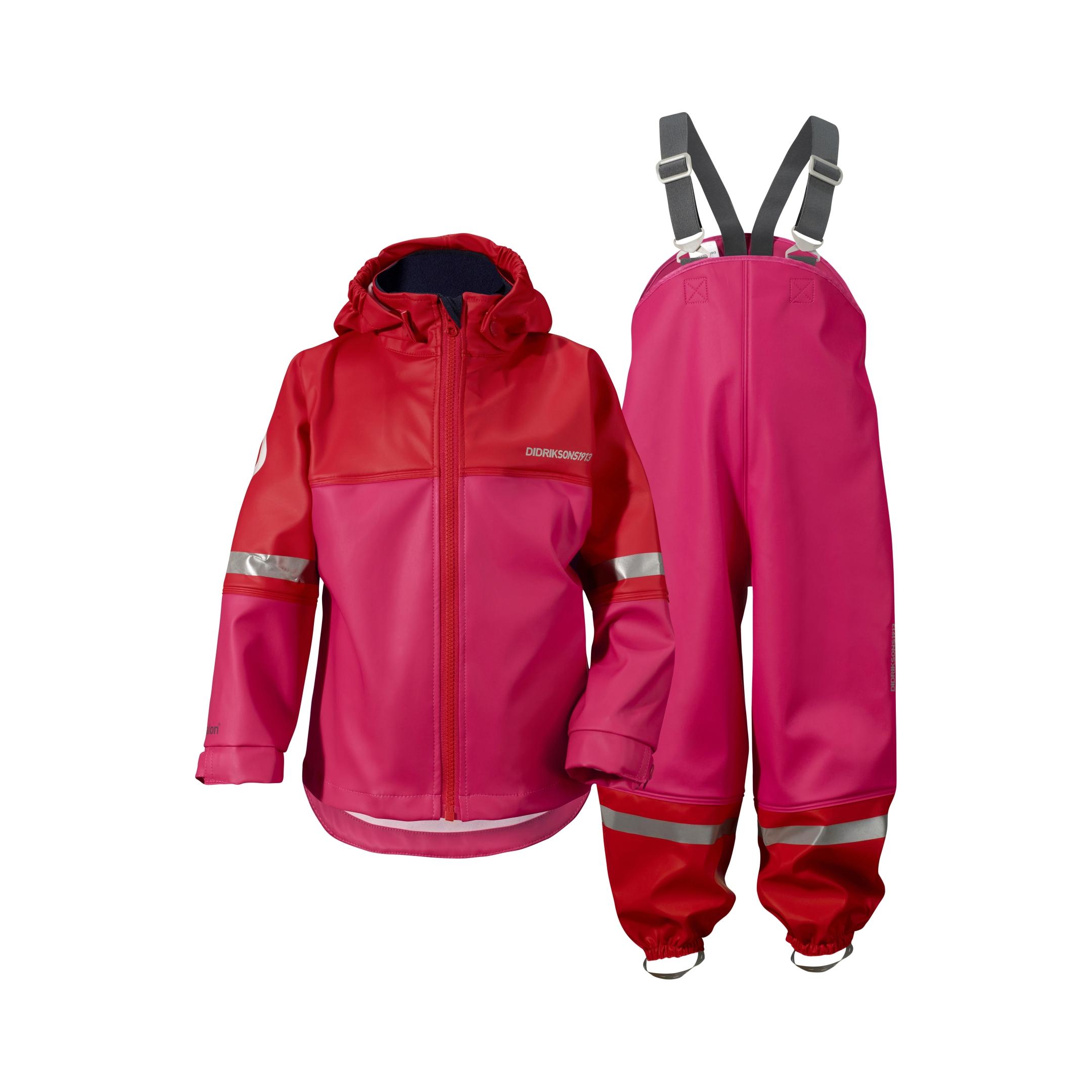 Дидриксон детский костюм дождевой WATERMAN + средство для стирки, - фото 11