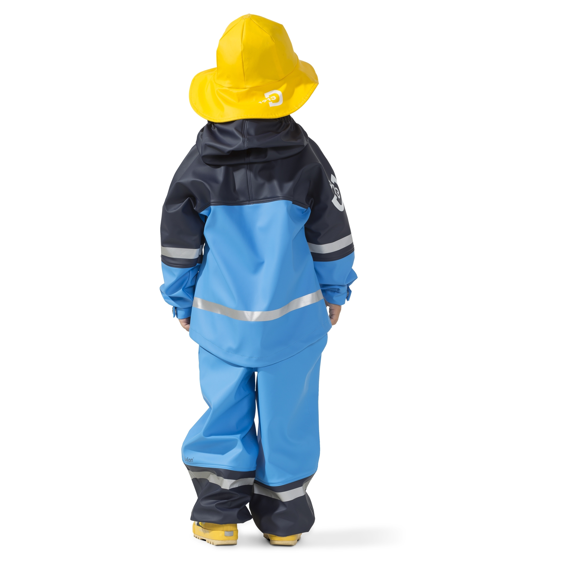 Дидриксон детский костюм дождевой WATERMAN + средство для стирки, - фото 2