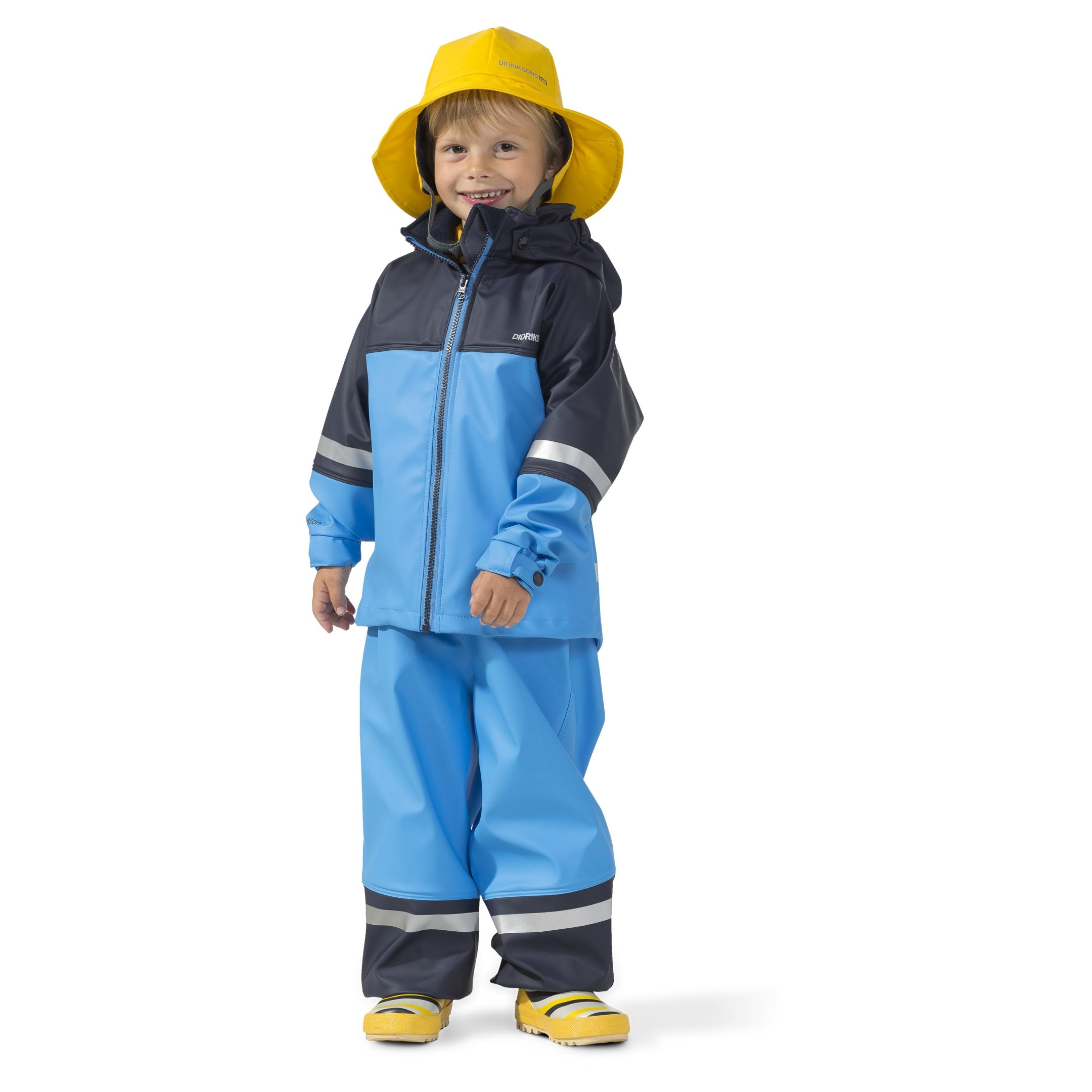 Дидриксон детский костюм дождевой WATERMAN + средство для стирки, - фото 1