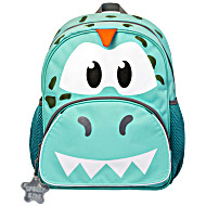Детский рюкзак для мальчика JUMBO COMPACT MINI динозавр зеленый